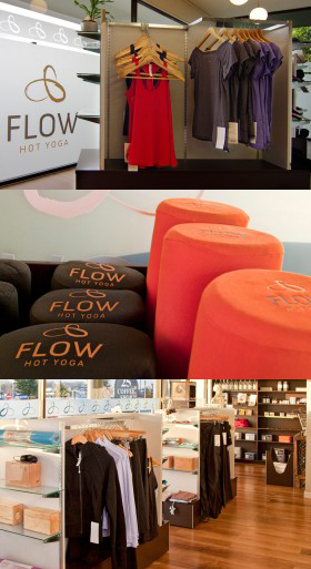 Flow Hot Yoga - Boutique
